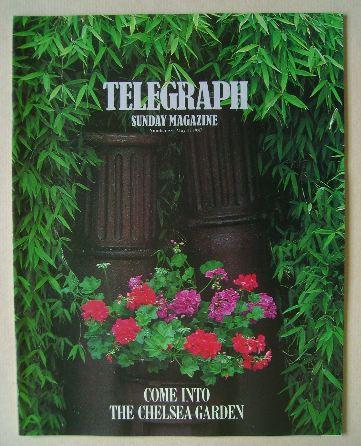 <!--1987-05-17-->The Sunday Telegraph magazine - 17 May 1987