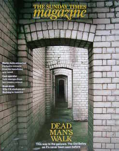 <!--2010-01-31-->The Sunday Times magazine - Dead Man's Walk cover (31 Janu