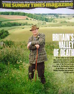 <!--2008-08-24-->The Sunday Times magazine - Britain's Valley Of Death cove