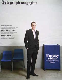 <!--2010-06-19-->Telegraph magazine - Bradley Wiggins cover (19 June 2010)