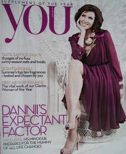 <!--2010-06-20-->You magazine - Dannii Minogue cover (20 June 2010)