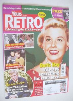 Yours Retro magazine - Doris Day cover (Issue 2)