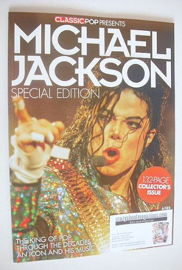 <!--2016-08-->Classic Pop Presents magazine - Michael Jackson Special Editi