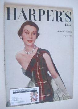 Harper's Bazaar magazine - August 1950