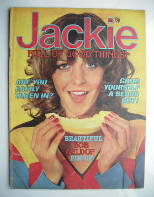 <!--1979-07-07-->Jackie magazine - 7 July 1979 (Issue 809)