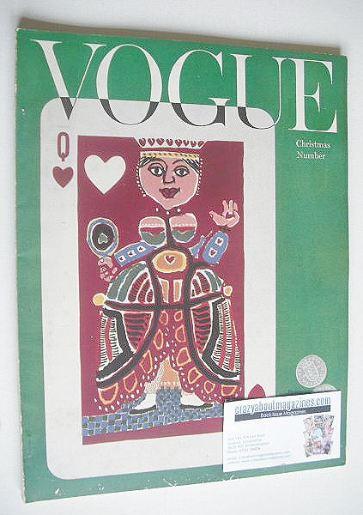 <!--1953-12-->British Vogue magazine - December 1953 (Vintage Issue)