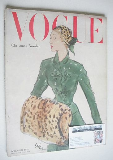 <!--1948-12-->British Vogue magazine - December 1948 (Vintage Issue)