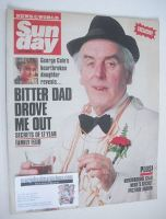 <!--1989-09-17-->Sunday magazine - 17 September 1989 - George Cole cover