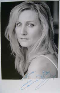 Corrinne Wicks autograph (hand-signed photograph)
