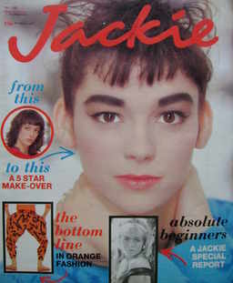 <!--1986-05-10-->Jackie magazine - 10 May 1986 (Issue 1166)