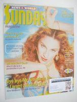 <!--2000-05-21-->Sunday magazine - 21 May 2000 - Madonna cover