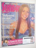 <!--2000-03-26-->Sunday magazine - 26 March 2000 - Adele Silva cover