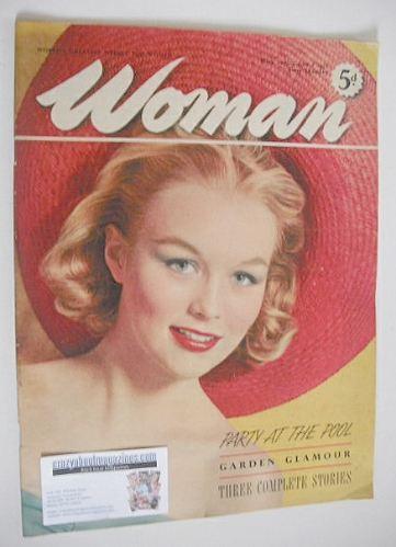 <!--1957-06-08-->Woman magazine - 8 June 1957