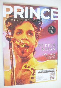 Daily Mirror magazine - Prince Souvenir Tribute (2016)