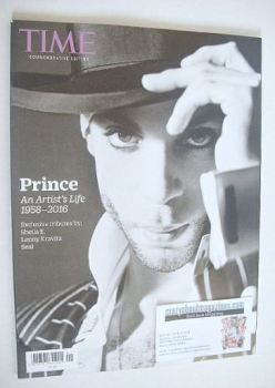 Time magazine - Prince Commemorative Edition (Summer 2016)