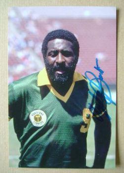 Clyde Best autograph