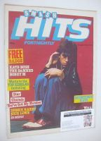<!--1979-10-18-->Smash Hits magazine - Bob Geldof cover (18-31 October 1979)