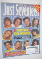 <!--1986-07-09-->Just Seventeen magazine - 9 July 1986