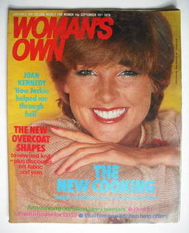 <!--1978-09-30-->Woman's Own magazine - 30 September 1978
