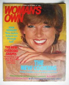 <!--1978-09-30-->Woman's Own magazine - 30 September 1978