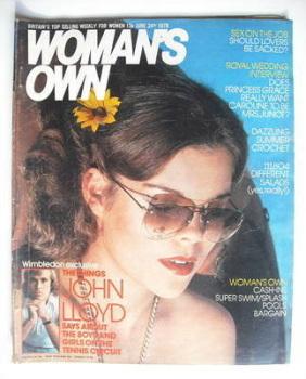 <!--1978-06-24-->Woman's Own magazine - 24 June 1978
