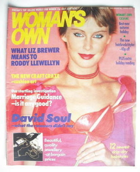 <!--1978-07-22-->Woman's Own magazine - 22 July 1978