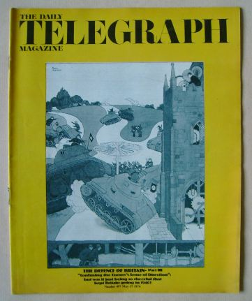 <!--1974-05-17-->The Daily Telegraph magazine - The Defence of Britain Part