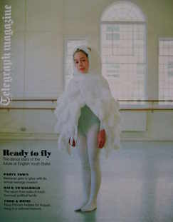<!--2010-07-31-->Telegraph magazine - Erin Thomas cover (31 July 2010)