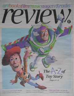 The Daily Telegraph Review newspaper supplement - 10 July 2010 - The A-Z of