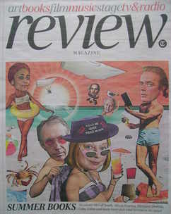 The Daily Telegraph Review newspaper supplement - 17 July 2010 - Summer Boo