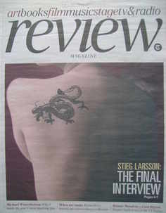 The Daily Telegraph Review newspaper supplement - 5 June 2010