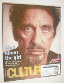 Culture magazine - Al Pacino cover (7 September 2014)