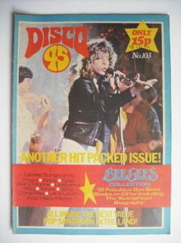 Disco 45 magazine - No 103 - May 1979