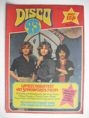 <!--1979-06-->Disco 45 magazine - No 104 - June 1979