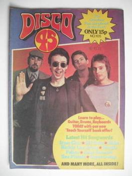 Disco 45 magazine - No 105 - July 1979