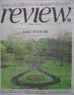 The Daily Telegraph Review newspaper supplement - 31 July 2010
