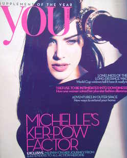 <!--2010-05-30-->You magazine - Michelle Ryan cover (30 May 2010)