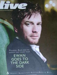 <!--2010-03-28-->Live magazine - Ewan McGregor cover (28 March 2010)