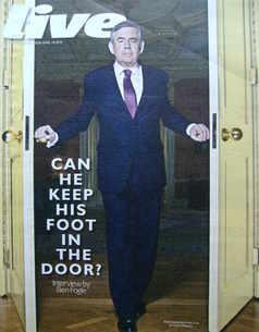<!--2010-04-18-->Live magazine - Gordon Brown cover (18 April 2010)