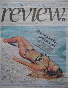 The Daily Telegraph Review newspaper supplement - 21 August 2010
