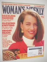 <!--1991-12-03-->Woman's Weekly magazine (3 December 1991)