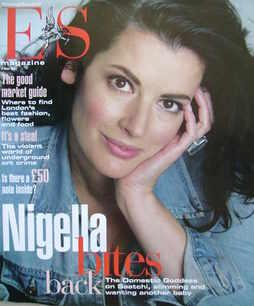 <!--2003-06-03-->Evening Standard magazine - Nigella Lawson cover (6 June 2