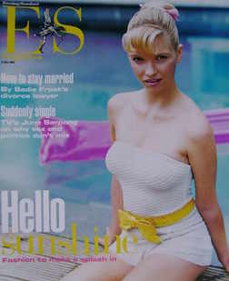 <!--2003-07-04-->Evening Standard magazine - Ruth Crilly cover (4 July 2003