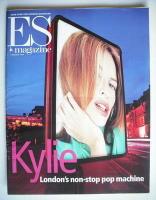 <!--2000-09-15-->Evening Standard magazine - Kylie Minogue cover (15 September 2000)