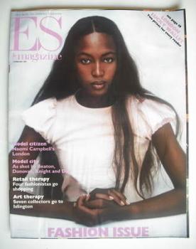 <!--1999-02-19-->Evening Standard magazine - Naomi Campbell cover (19 February 1999)