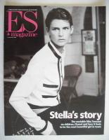 <!--2002-01-18-->Evening Standard magazine - Stella McCartney cover (18 January 2002)