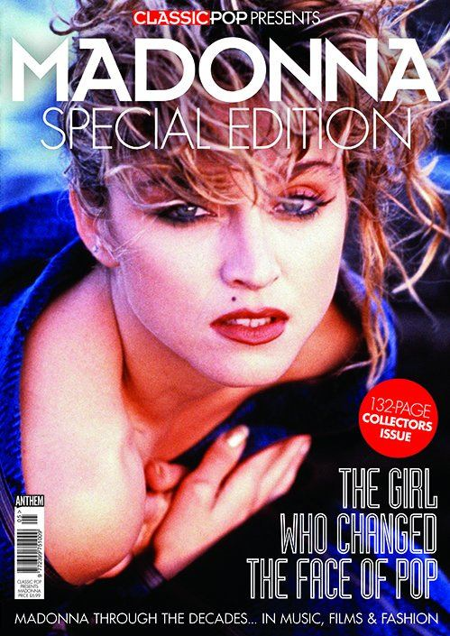 Classic Pop Presents magazine - Madonna Special Edition (2017)