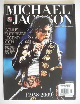XXL magazine - Michael Jackson cover (2009)