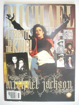Black Men magazine - Michael Jackson cover (Issue 65)