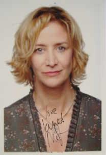 Janet McTeer autograph